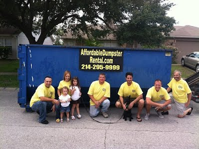 rent a roll off dumpster in austin texas