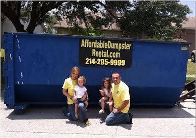 dumpsters for rent in austin texas