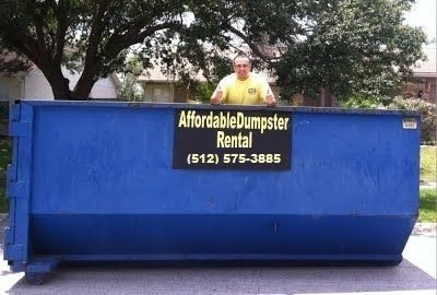 Dumpster Rental In Austin, Texas